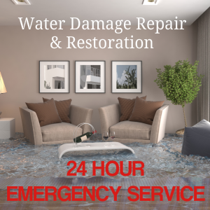Water Damage Repair and Restoration 24 hr Emergency Service Moreno Valley